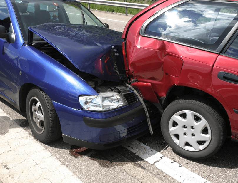 Adrenal Gland Rupture in an Auto Accident