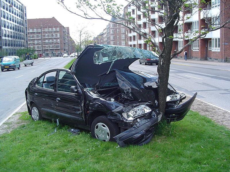 Folsom Severe Auto Crash