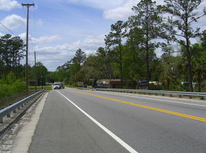 US_Highway_98_at_Newport,_Florida