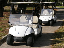 Golf Cart Rollover Accidents