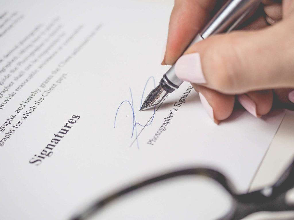 accident indemnity clause