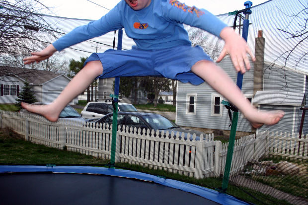 Are trampolines dangerous