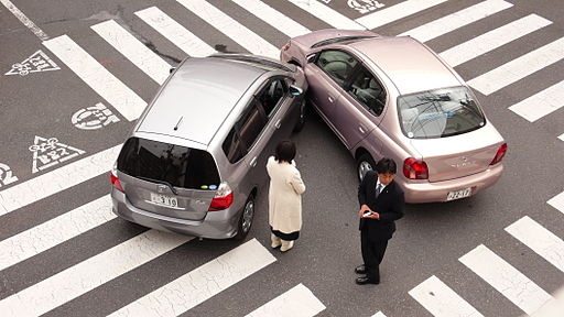 Auburn Intersection Accidents