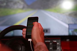 Stockton Distracted Driving Dangers
