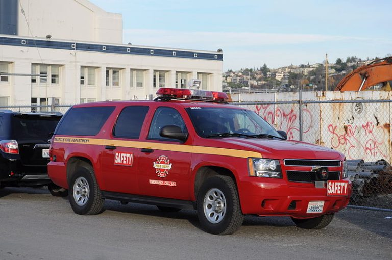 New Placer County Safety Vehicles