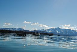 Lake Tahoe Boating Scare