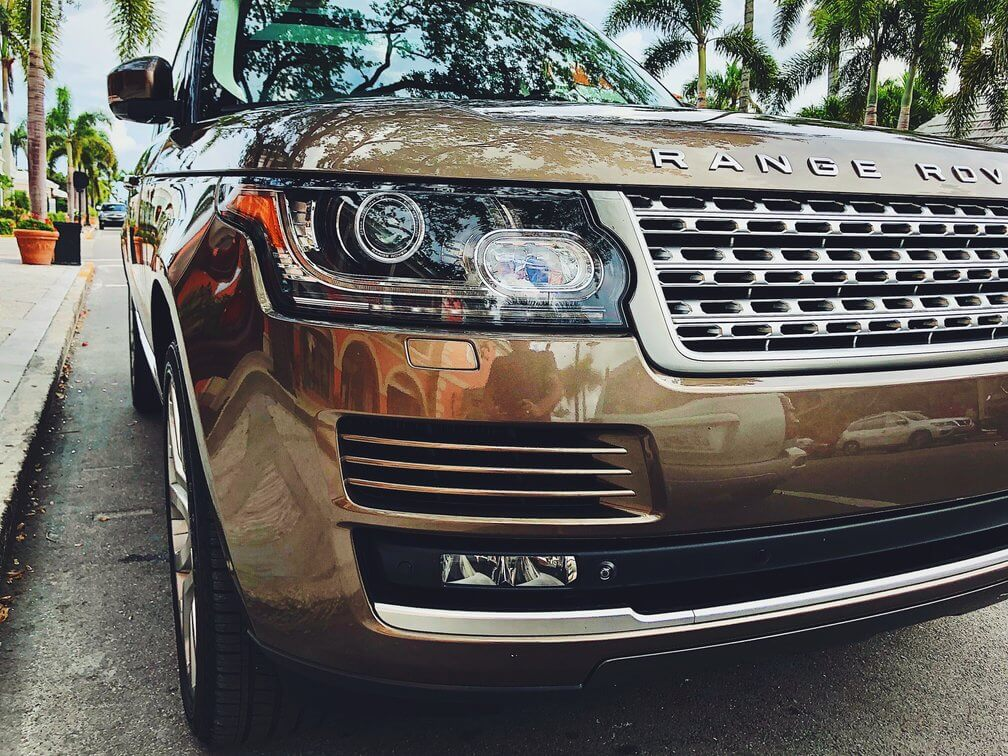 is a range rover a good car for a teenager
