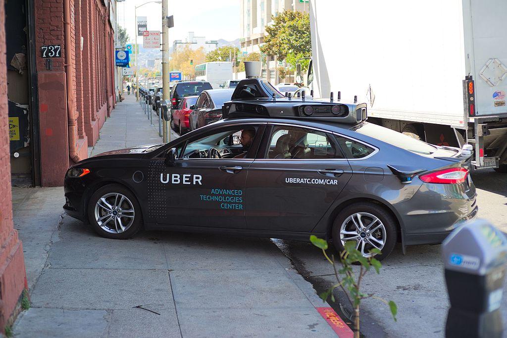 Sacramento Autonomous Vehicle Testing