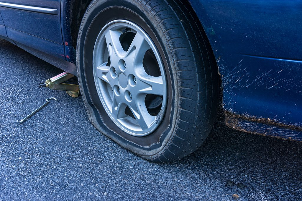 Sacramento Defective Tire Accident Lawyer