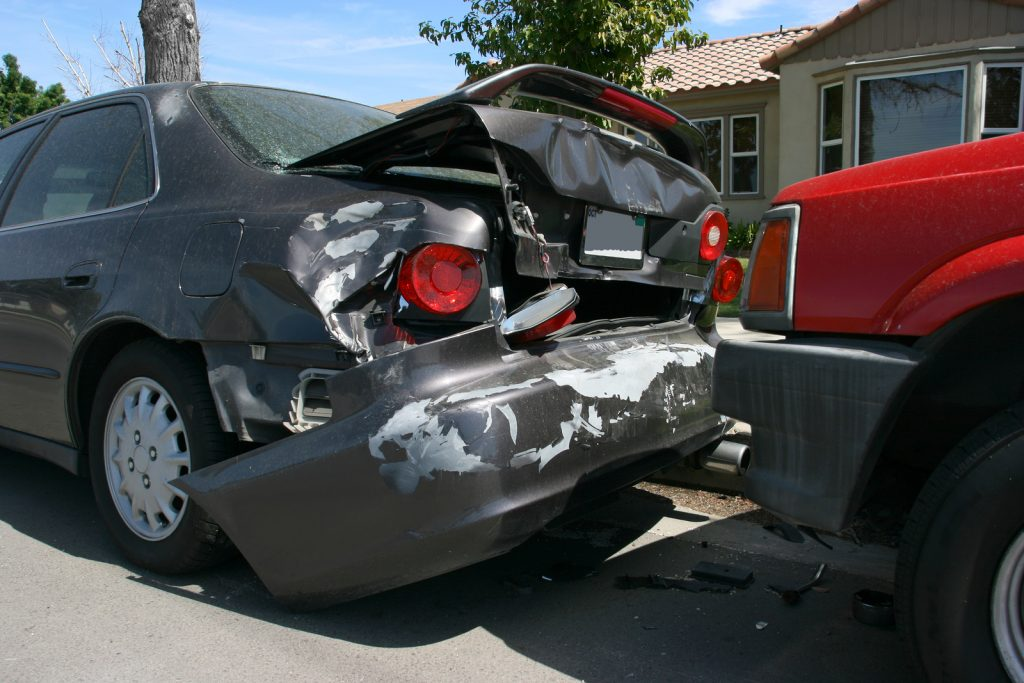 Potassium Problems Following an Auto Accident