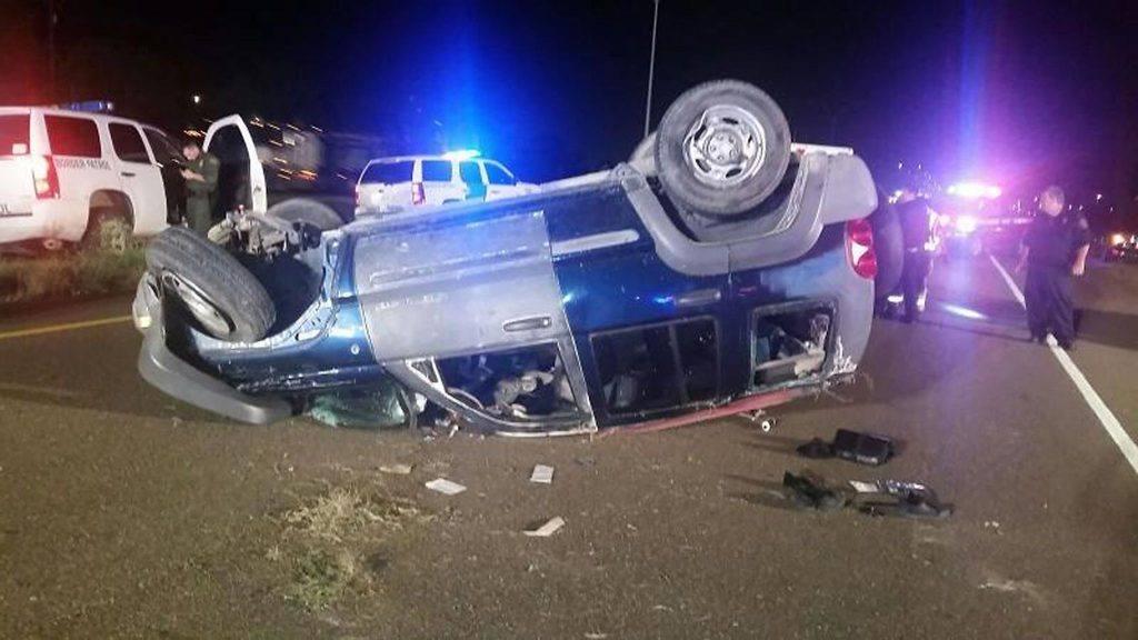 Kirker Pass Accident 2017