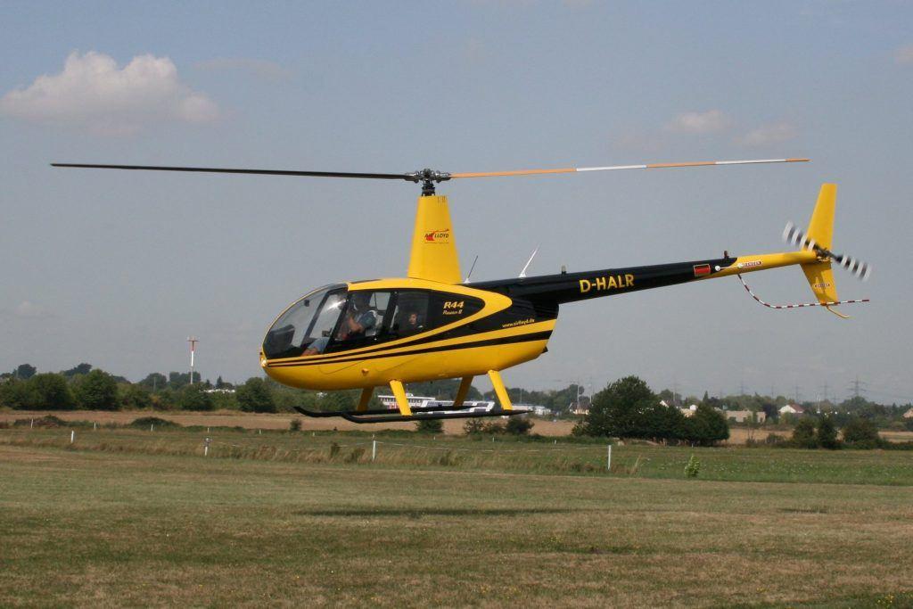 Helicopter Crash Sherman Oaks