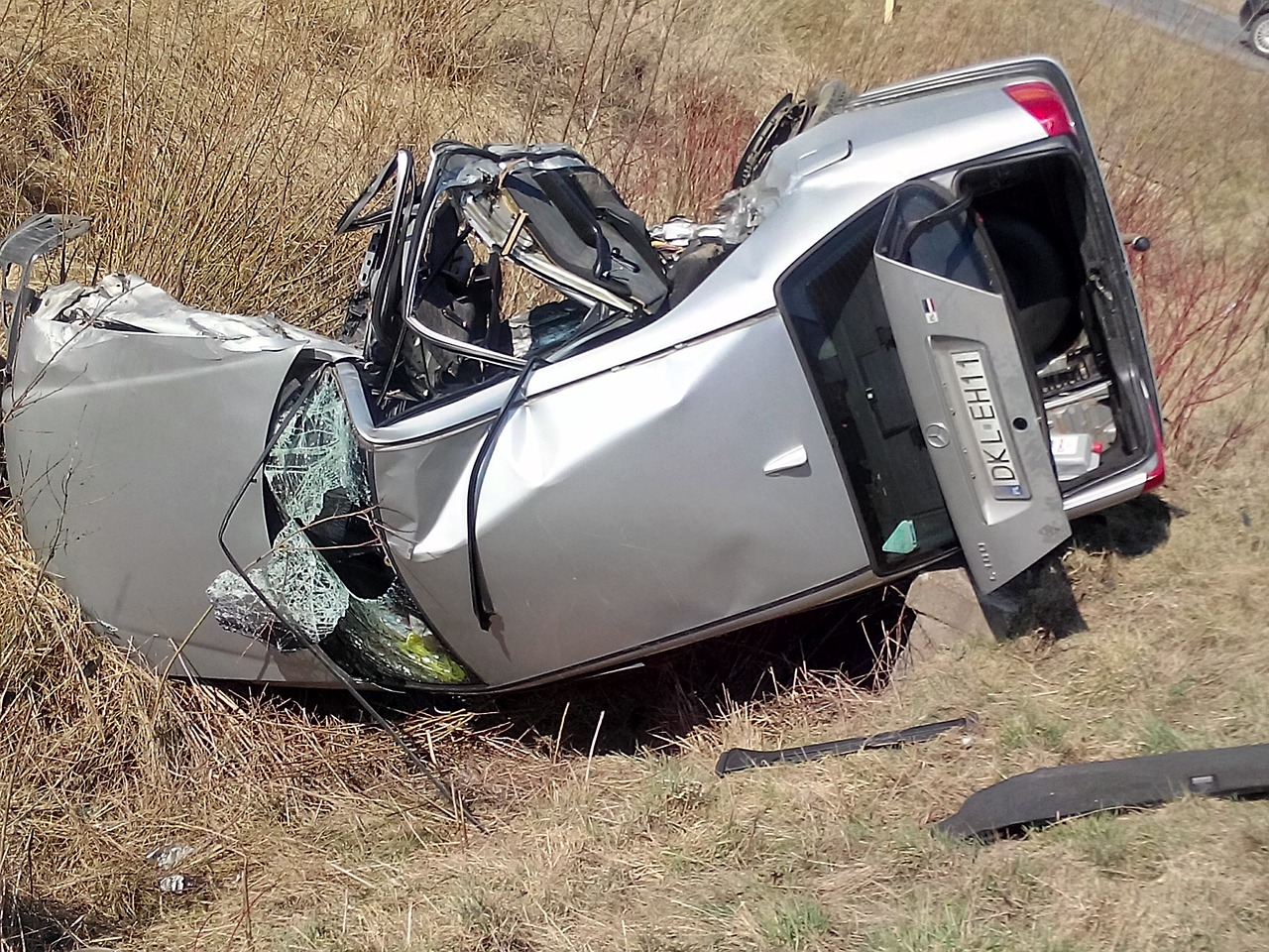 Rollover Accident Fatally Injures Man Near Modesto
