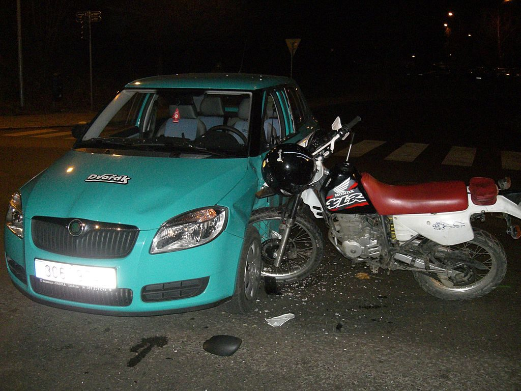 Motorcycle Rider Killed Saturday Morning in Stockton Crash