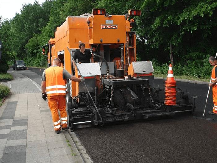 Woodland Road Fix-Up