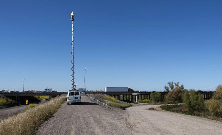 Davis Frontage Road Safety Concerns