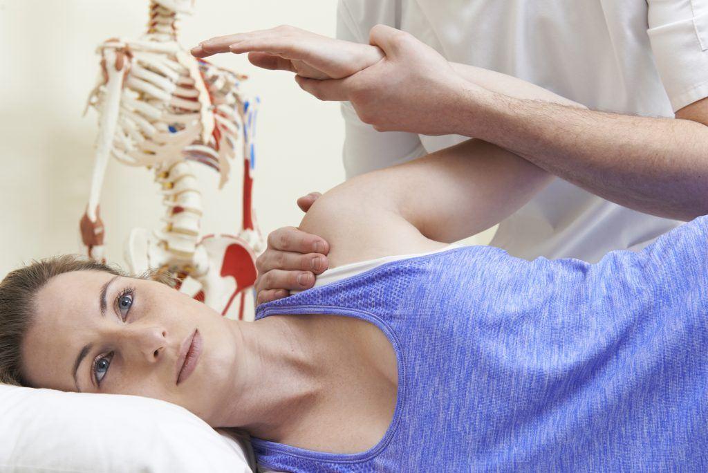 Shoulder Dislocation treatment