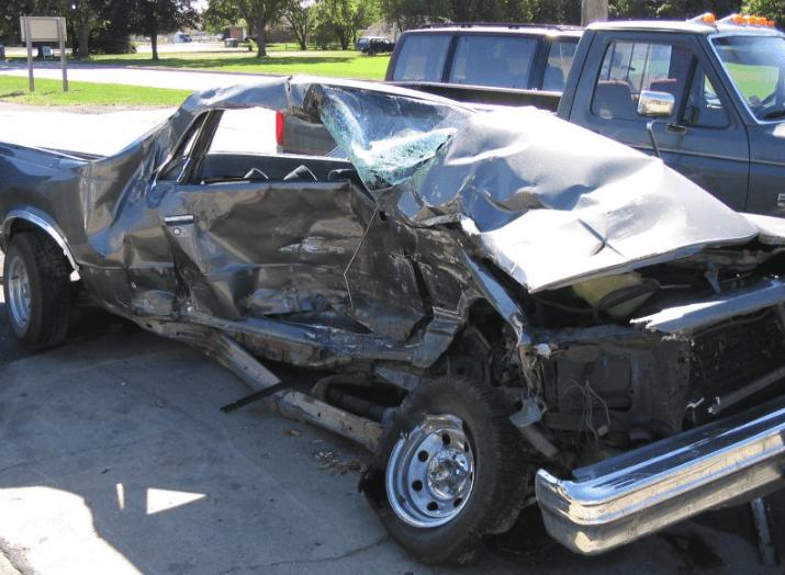 Silverado Trail Accident