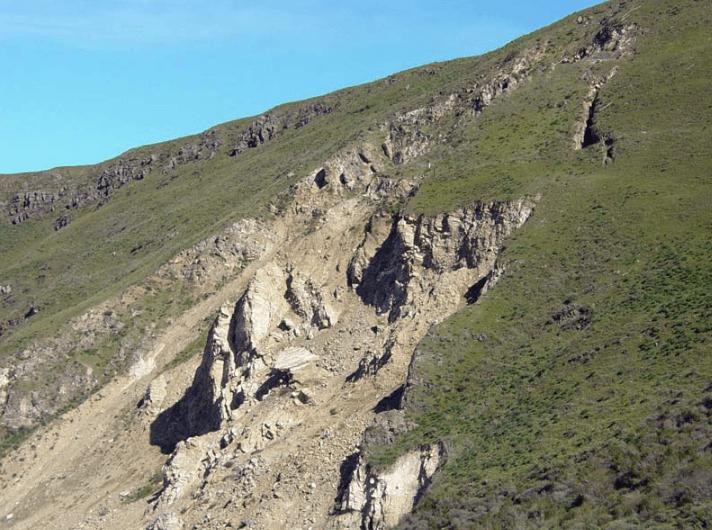 Fairfield Man Dies in Napa Rock Slide Crash