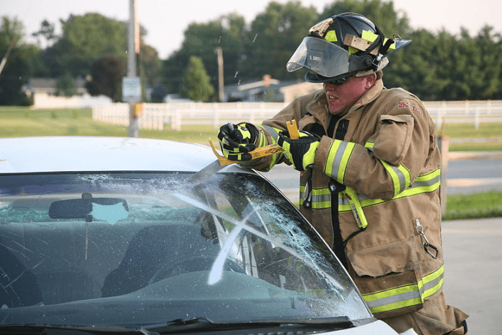Napa Injury Collision Requires Extrication