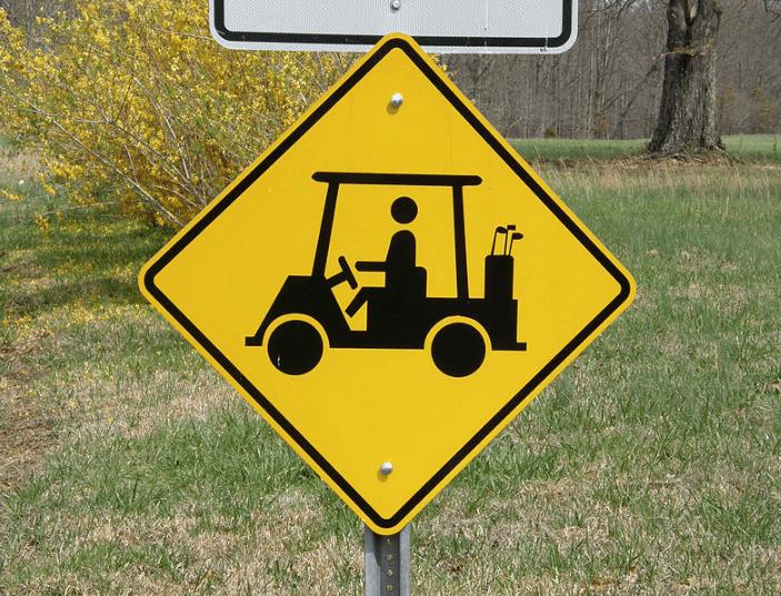 Three Injured in Fairfield Golf Cart DUI