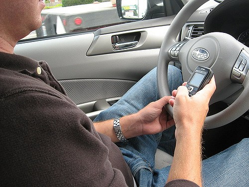 Texting and Driving: Distracted Driving Continues