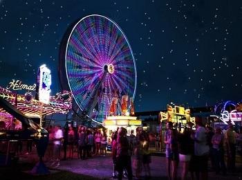 Amusement Park Injuries in California