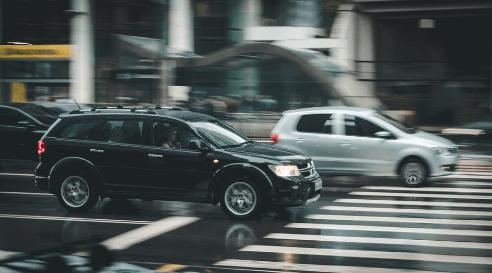 Chico Five-Vehicle DUI Crash