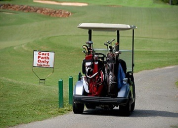 Golf Cart Injuries and Accidents