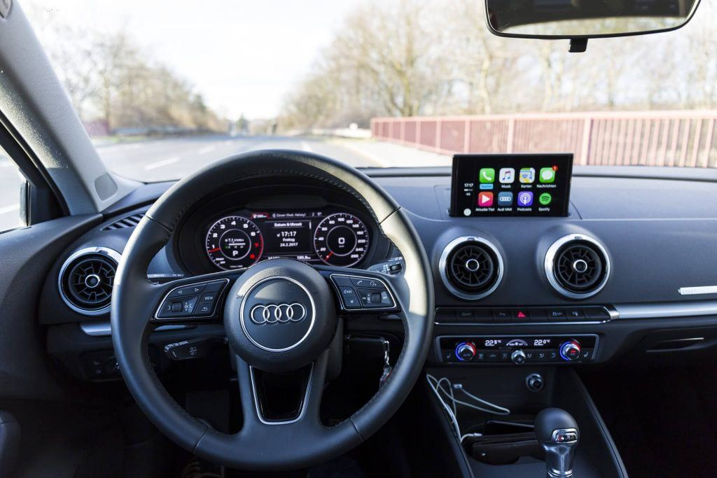 Audi Announces Integrated Toll Module Technology