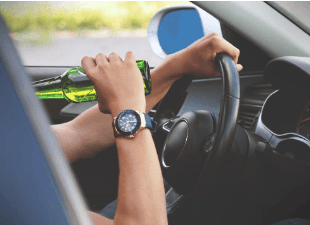 DUI Accidents in Fairfield