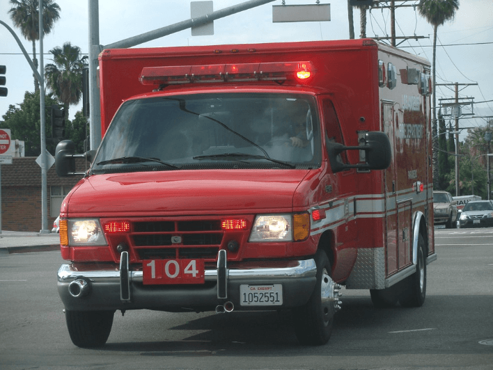 Paradise Collision Injures Two Children