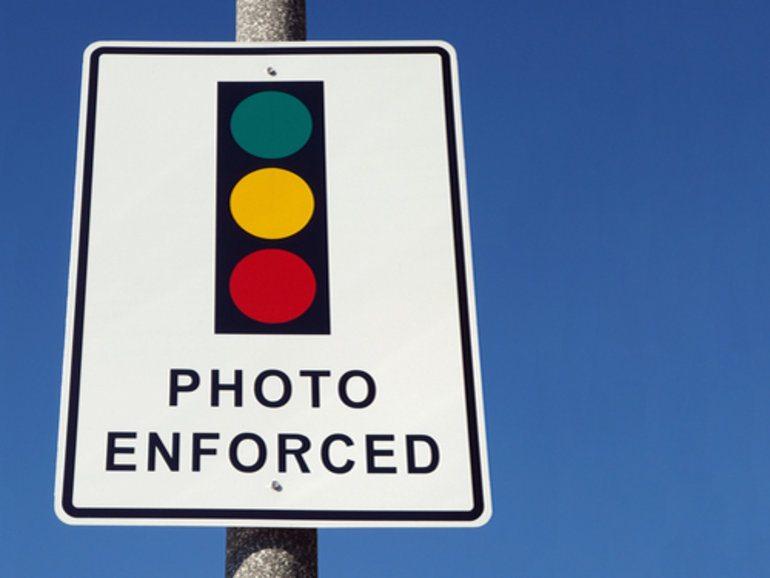 redlight sign