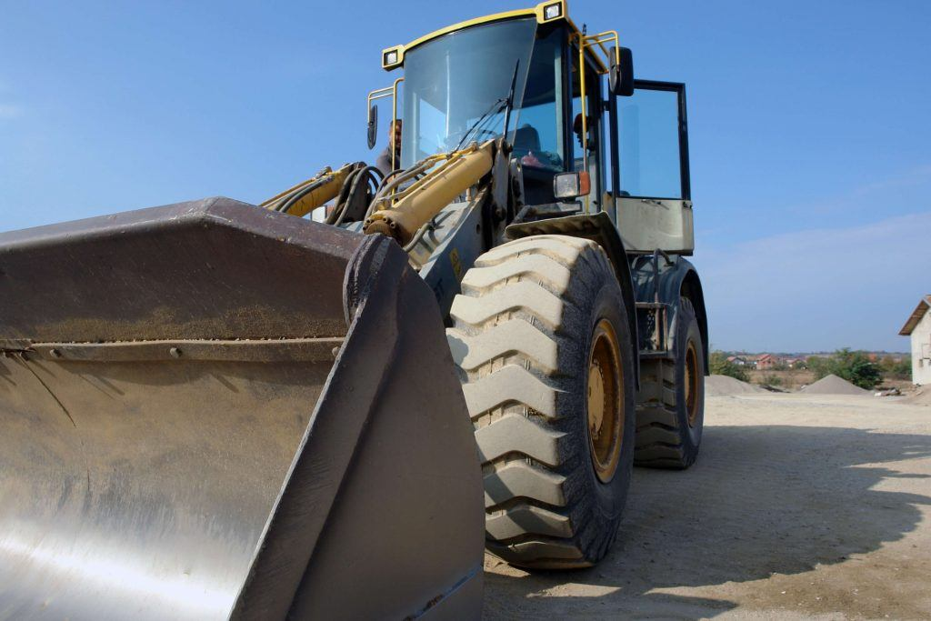 Bulldozer Accidents & The Law