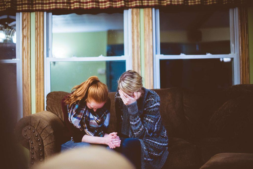 Helping a Grieving Friend Through a Devastating Loss