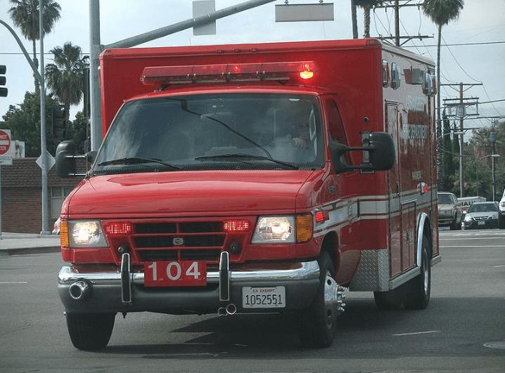 Napa Driver Involved in Major Injury Crash