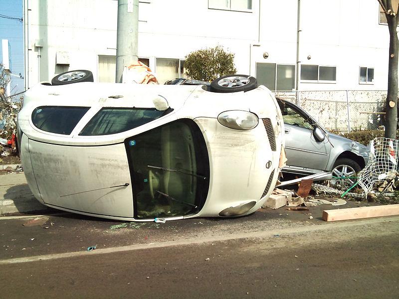 Broken Sternum in Car Accidents