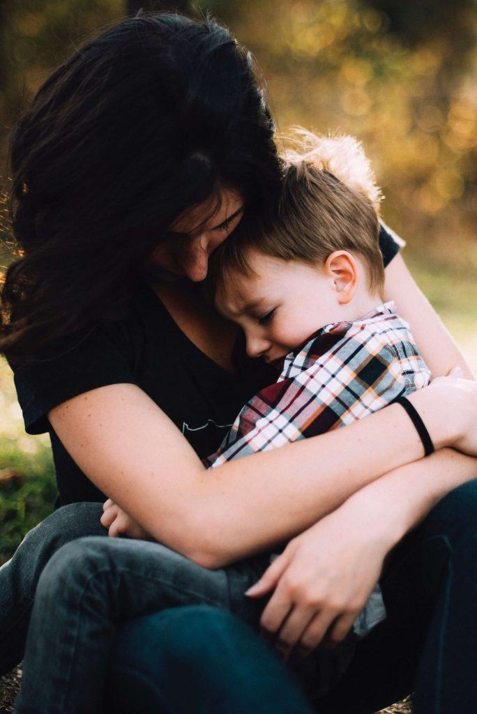 Counseling Children after a Car Accident