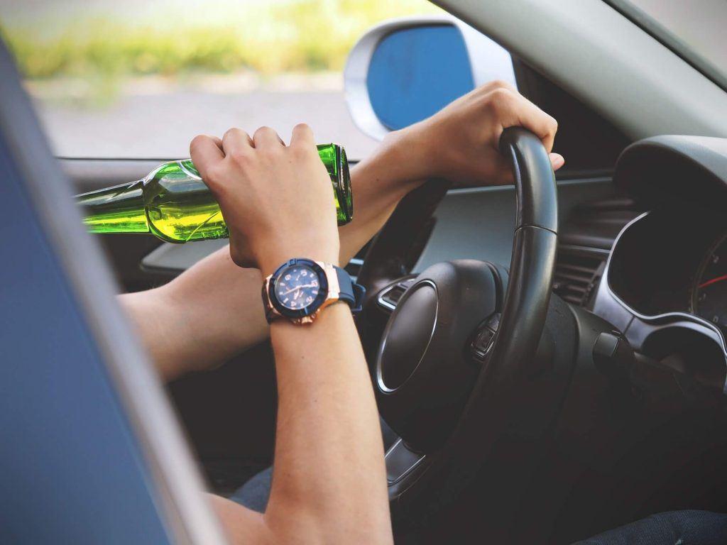 Drunk Driving Suspected in Modesto Auto Accident