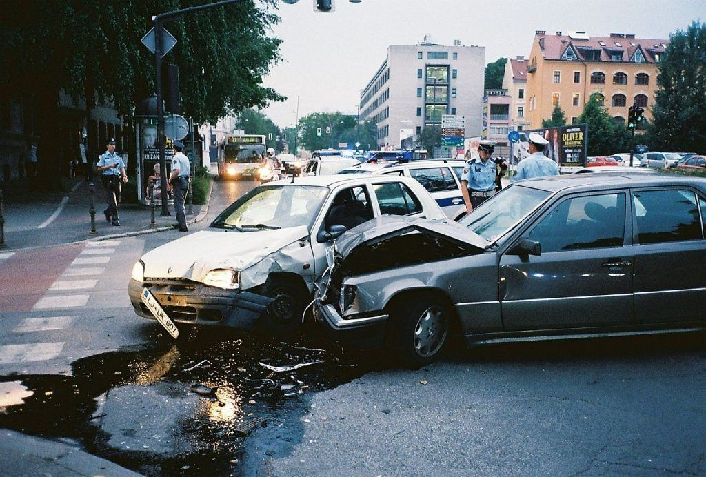 Injuries in Lateral Car Accidents
