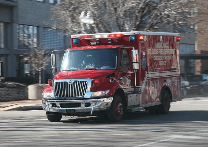 Redding Crash Seriously Injures Bicyclist