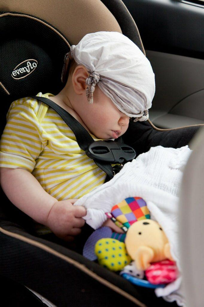 Vehicle Heat Stroke in Children