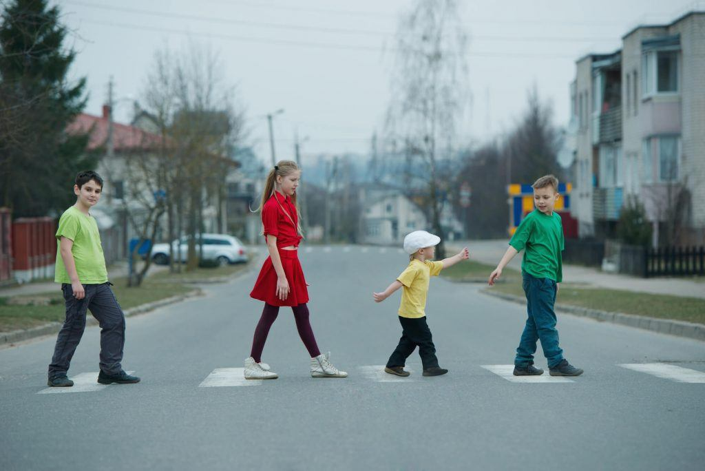 Children and Pedestrian Injuries