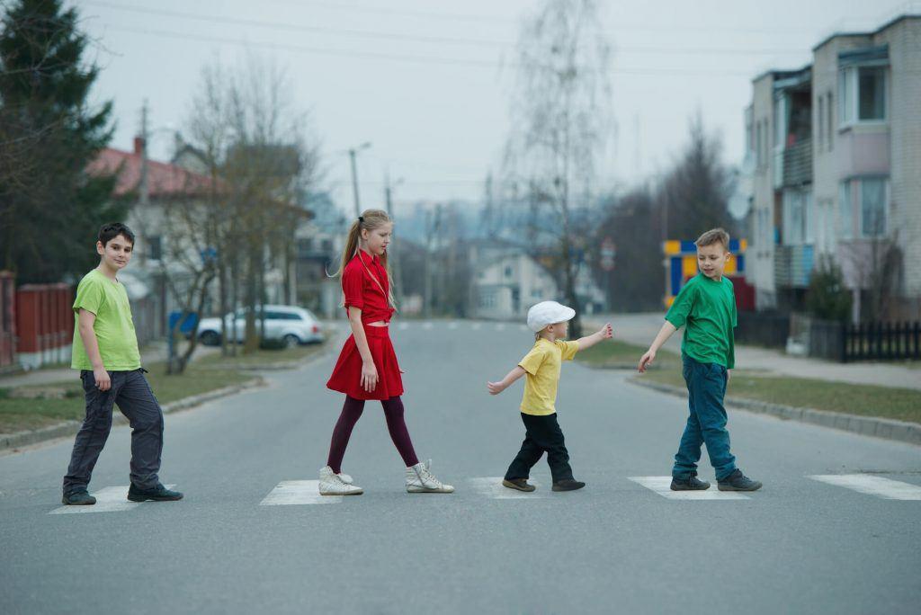 Children and Pedestrian Injuries