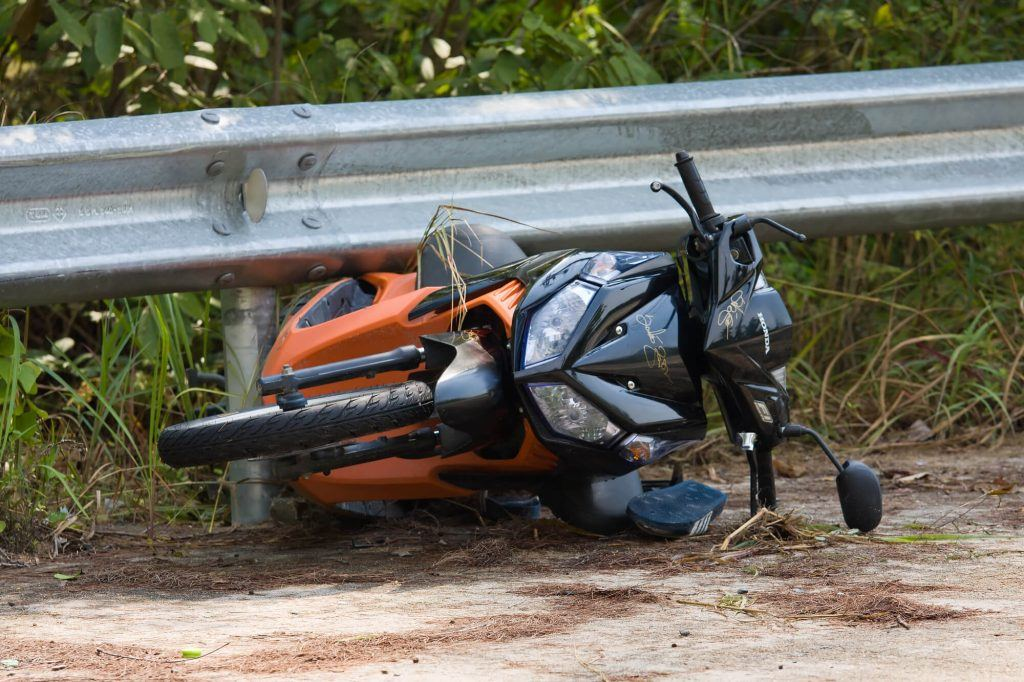 Delayed Paralysis Following a Motorcycle Accident