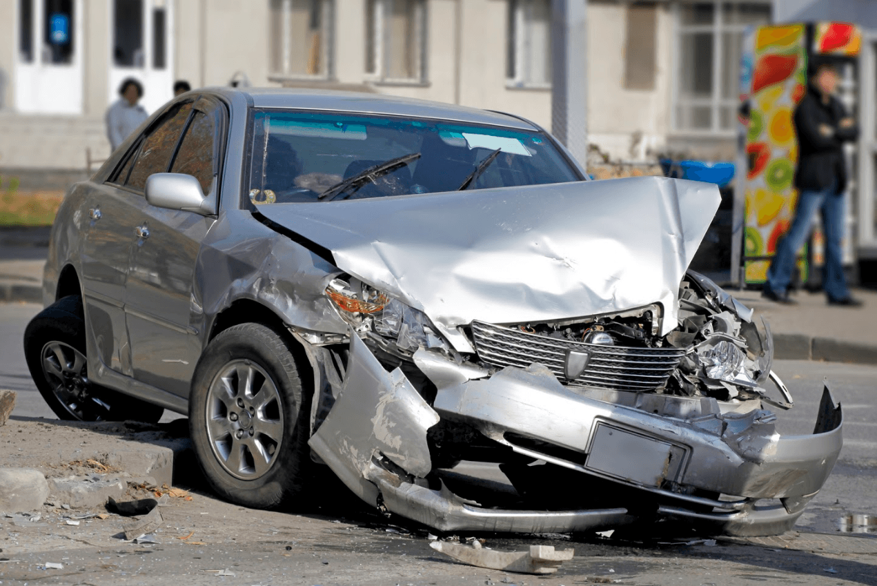 Four-Vehicle-Crash-in-Napa-Causes-Major-Injury