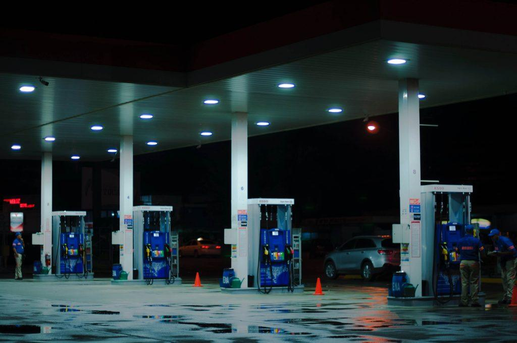 Gas Stations Can Be Dangerous Places