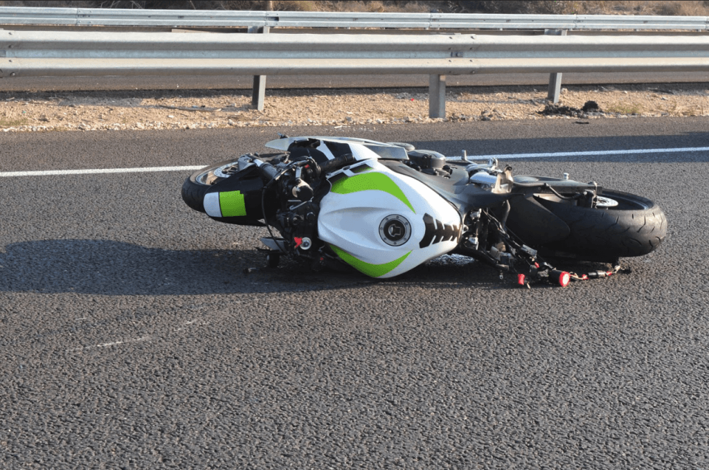 Penetrating Spine Injury Following Motorcycle Accidents
