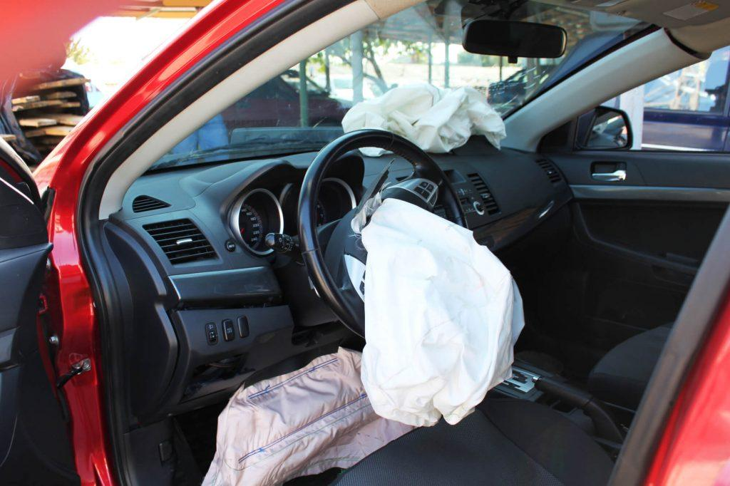Seat Belts, Airbags, and Facial Injuries