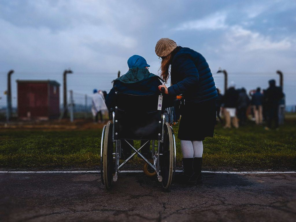 Wheelchair Injuries in Auto Accidents